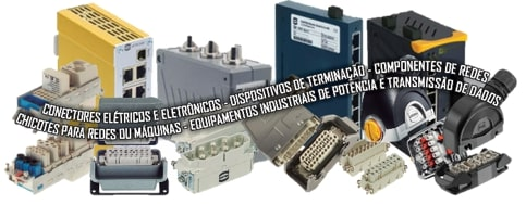 Conectores elétricos industriais