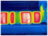Serviços de termografia