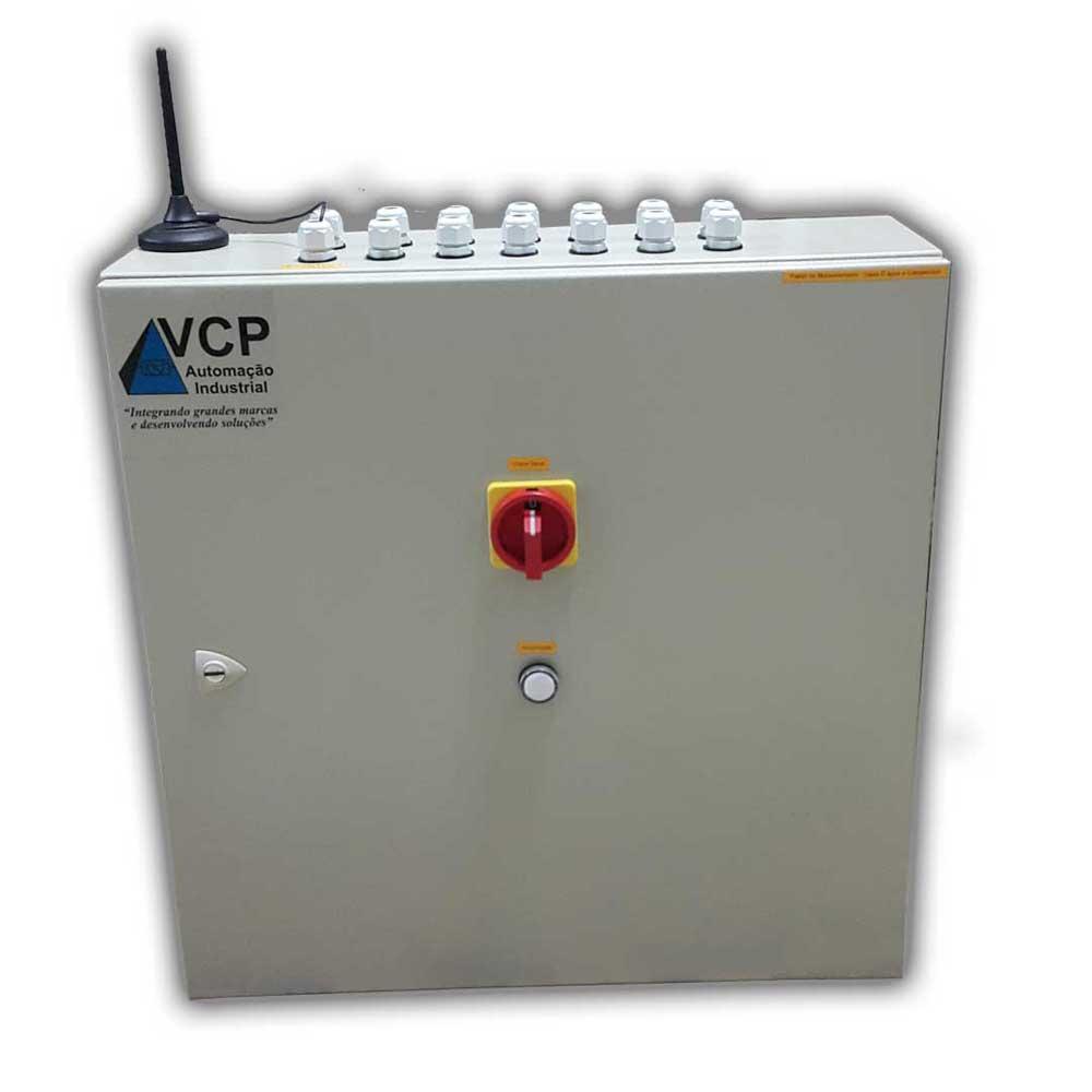Sistema de monitoramento de Pressão e Vazão