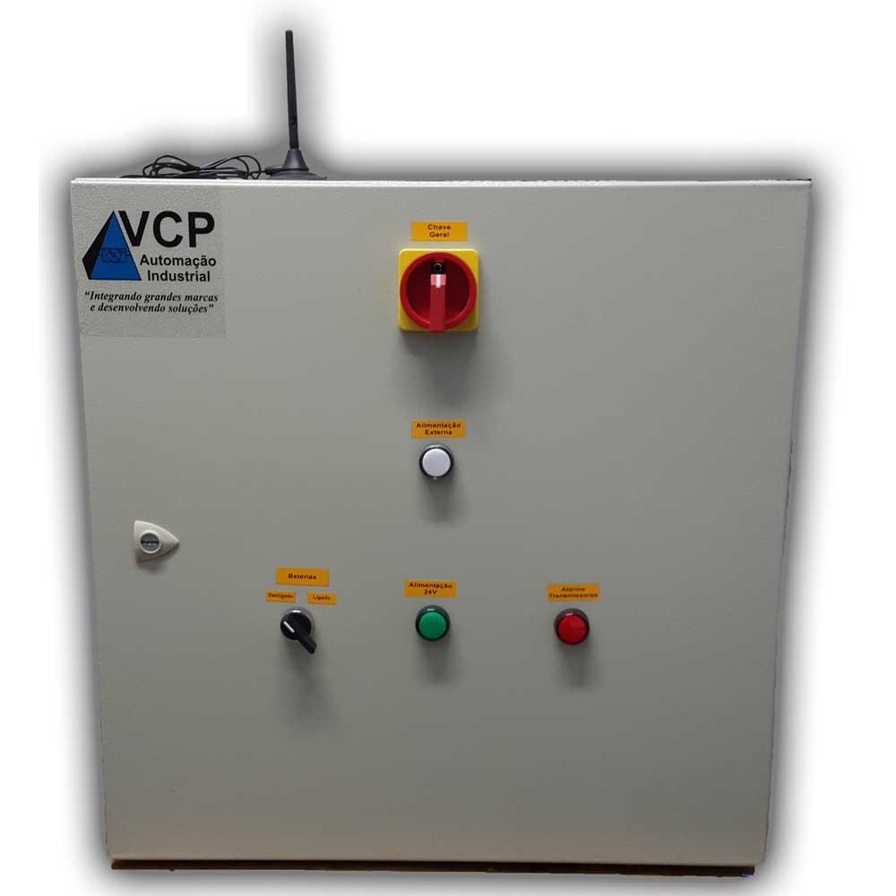 Sistema de monitoramento de temperatura via wireless